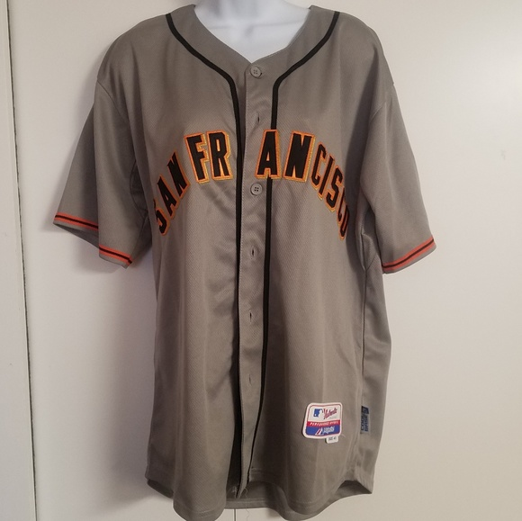 competitive price 6e088 ac243 San Francisco Giants Brandon Crawford Jersey